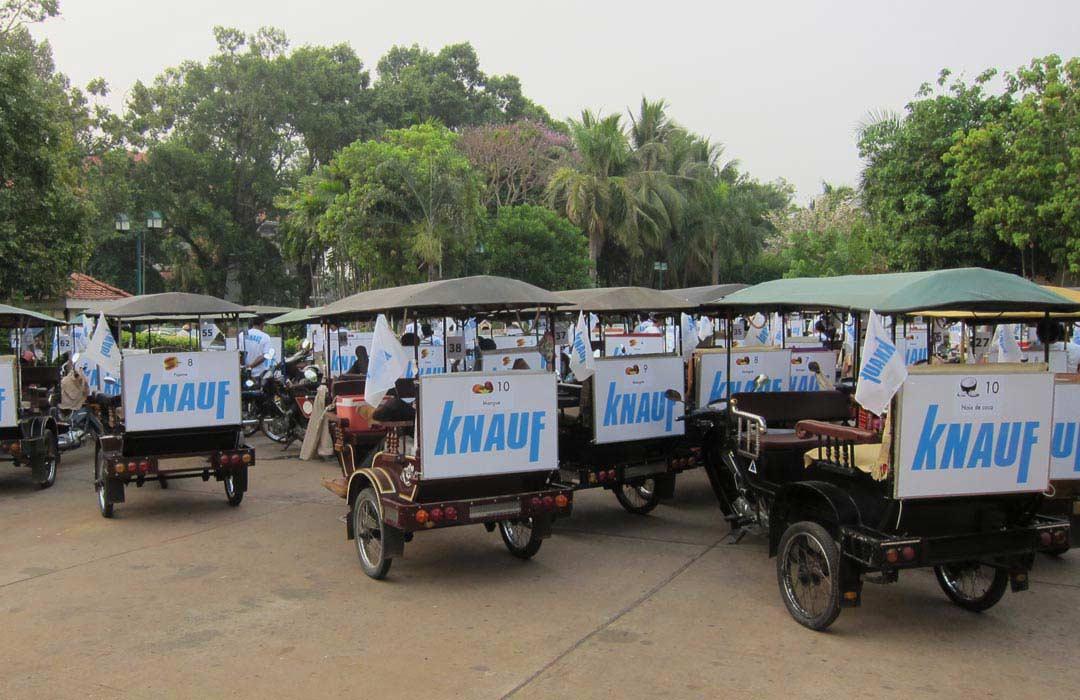KNAUF – VOYAGE CLIENTS