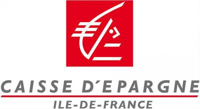 Logo Caisse d'Epargne Ile-de-France
