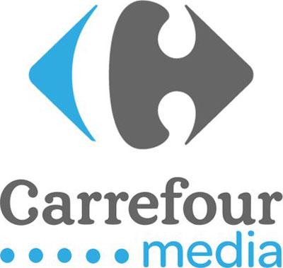 Logo Carrefour Média