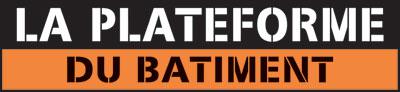Logo La Plateforme du Bâtiment