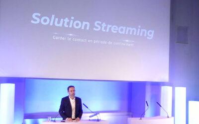 Transformez vos réunions virtuelles en émissions de télé !
